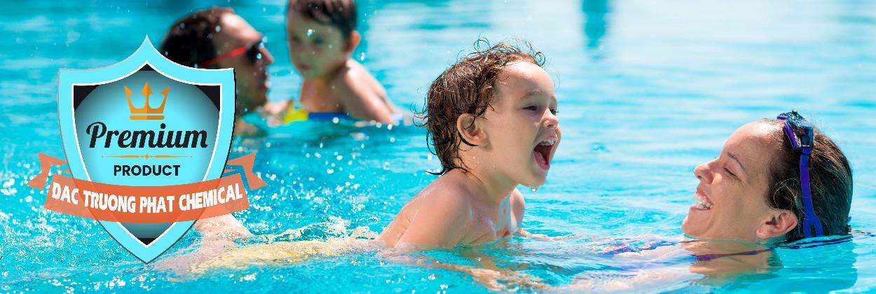 Cty chuyên phân phối & bán hóa chất trong ngành khử trùng bể bơi | Nơi chuyên cung cấp & bán hóa chất tại TPHCM