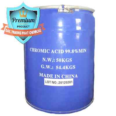 Acid Chromic Anhydride – Cromic CRO3 Trung Quốc ( China )